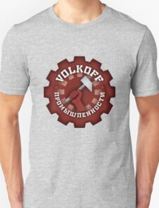 Volkoff spies from TV show Chuck Unisex T-Shirt