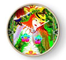 Earth Girl - The Virgin Clock
