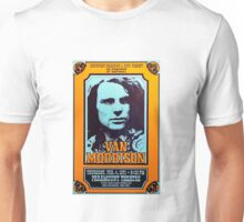 Van Morrison Concert Poster Unisex T-Shirt
