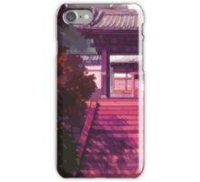 YURI ON ICE // TEMPLE AESTHETIC iPhone Case/Skin