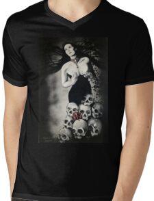 Queen of the Underworld Mens V-Neck T-Shirt
