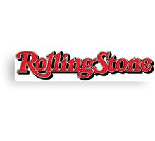 Rolling Stones Canvas Print