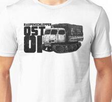 Raupenschlepper Ost Unisex T-Shirt