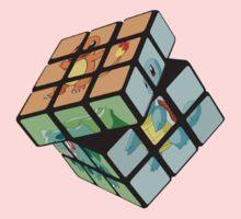 Pokemon Rubik's Cube Kids Clothes