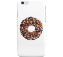 Chocolate Sprinkle Donut iPhone Case/Skin