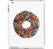 Chocolate Sprinkle Donut iPad Case/Skin