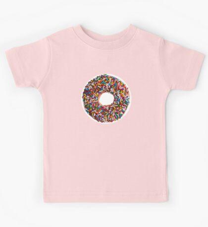 Chocolate Sprinkle Donut Kids Tee