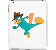 Perry the Platypus Agent P  iPad Case/Skin