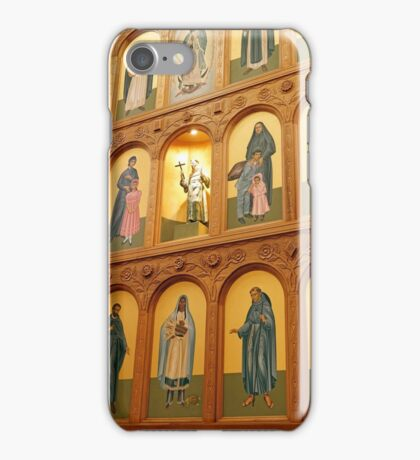 Above the Altar iPhone Case/Skin