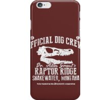 Raptor Ridge iPhone Case/Skin