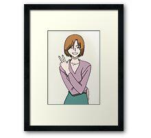 Kyoko Honda (Fruits Basket) Framed Print