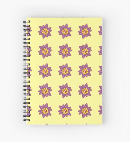 Starpattern Spiral Notebook