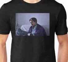 Young Barack Obama Colorized Unisex T-Shirt