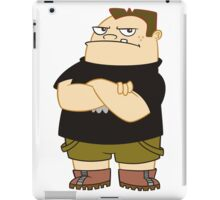 Buford from Phineas and Ferb iPad Case/Skin