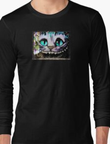 Cheshire Cat from Alice Wonderland  By Notguilty Long Sleeve T-Shirt