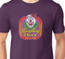 Laughing Clown Malt Liquor Unisex T-Shirt