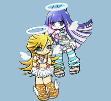 Panty & Stocking Womens Fitted T-Shirt