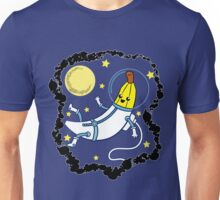 Space Banana Unisex T-Shirt