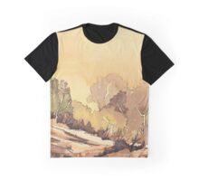 Sunrise in Africa Graphic T-Shirt