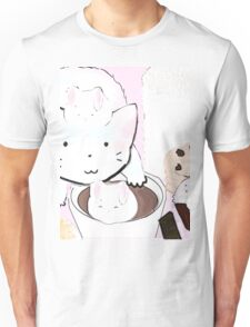Hot chocolate and marshmallow Unisex T-Shirt