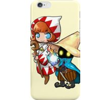 Black & White Mage iPhone Case/Skin
