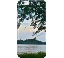 Framing the Lake iPhone Case/Skin