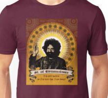 Jerry Garcia - Saint of Circumstance Unisex T-Shirt