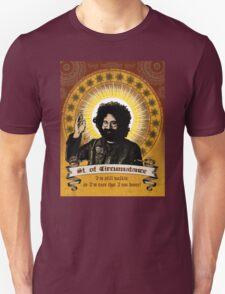 Jerry Garcia - Saint of Circumstance T-Shirt