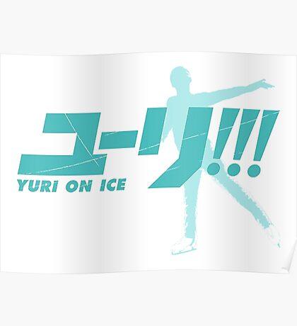 Yuri on Ice!!! Poster