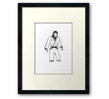 judofortheapes Framed Print