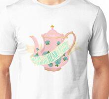 Spilling Tea Unisex T-Shirt