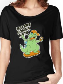 Haters Gonna Hate - Reptar (basic) Women's Relaxed Fit T-Shirt