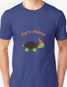 Party Animal - Turtle Unisex T-Shirt