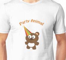 Party Animal - bear Unisex T-Shirt