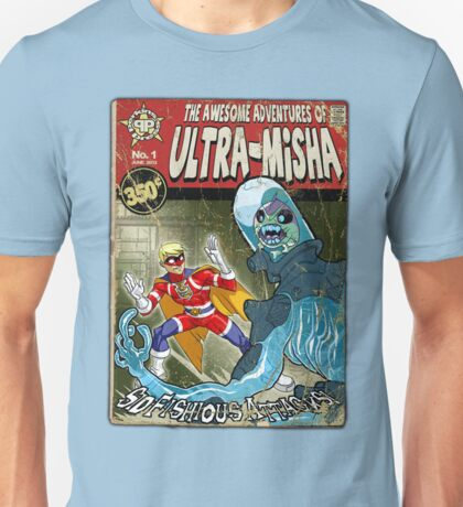 The Awesome Adventures of Ultra Misha #1 T-Shirt
