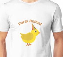 Party Animal - Chick Unisex T-Shirt