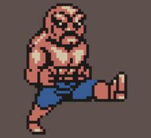 Abobo T-shirt by DukeJaywalker