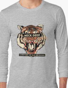 A History of Bad Decisions - Neck Deep T-Shirt