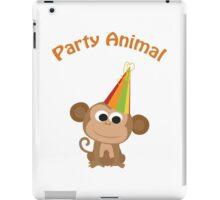 Party Animal - Monkey iPad Case/Skin