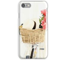Let's Go Ride a Bike iPhone Case/Skin