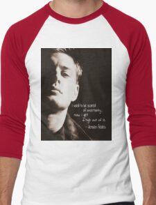 Jensen Ackles Men's Baseball ¾ T-Shirt