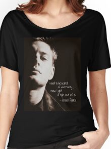 Jensen Ackles Women's Relaxed Fit T-Shirt