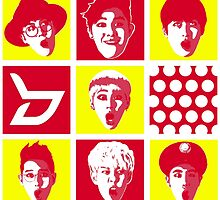 Block B - HER: Derp Ver by THERABBITHOLE