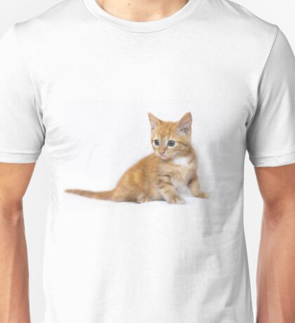 Ginger Kitten Unisex T-Shirt