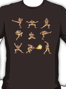 Dhalsim - Street Fighter II T-shirt T-Shirt