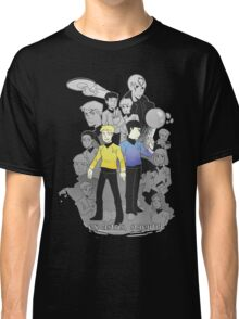 from the stars, knowledge Classic T-Shirt