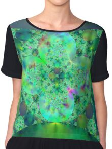 Rogues Gallery 29 Chiffon Top