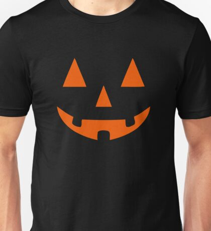 JACK O' LANTERN Pumpkin Halloween Unisex T-Shirt