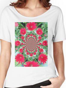 Daisy Flower Women's Relaxed Fit T-Shirt
