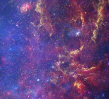 Galaxy   Nebula 2 Sticker